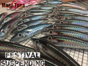 Festival Suspending
