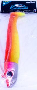 Paquete talla L de los señuelos Sweet Lures de Magic Tuna